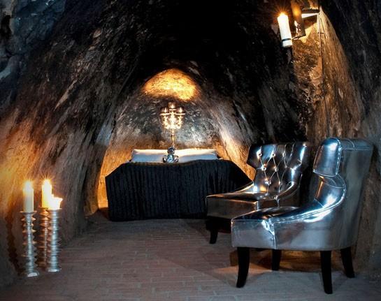 Sejur în mina de argint – hotelul din inima pământului