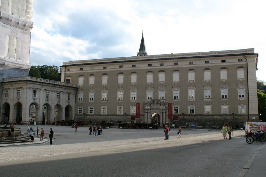 Palatul Residenz Salzburg (Alte Residenz) [POI]
