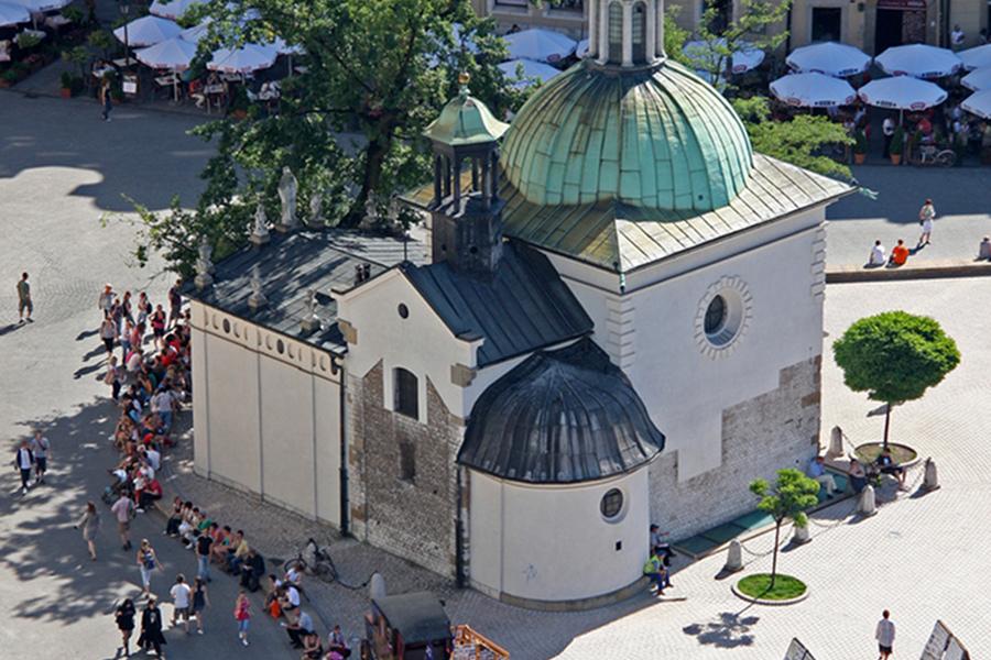 Biserica Sf. Adalbert (Adalbert) [POI]