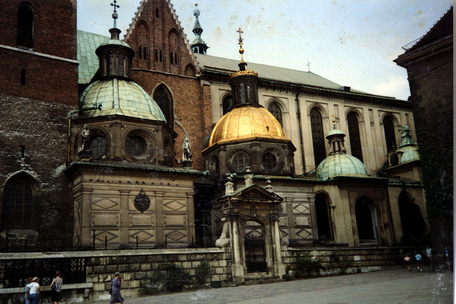 Catedrala Wawel (Wawel Cathedral) [POI]