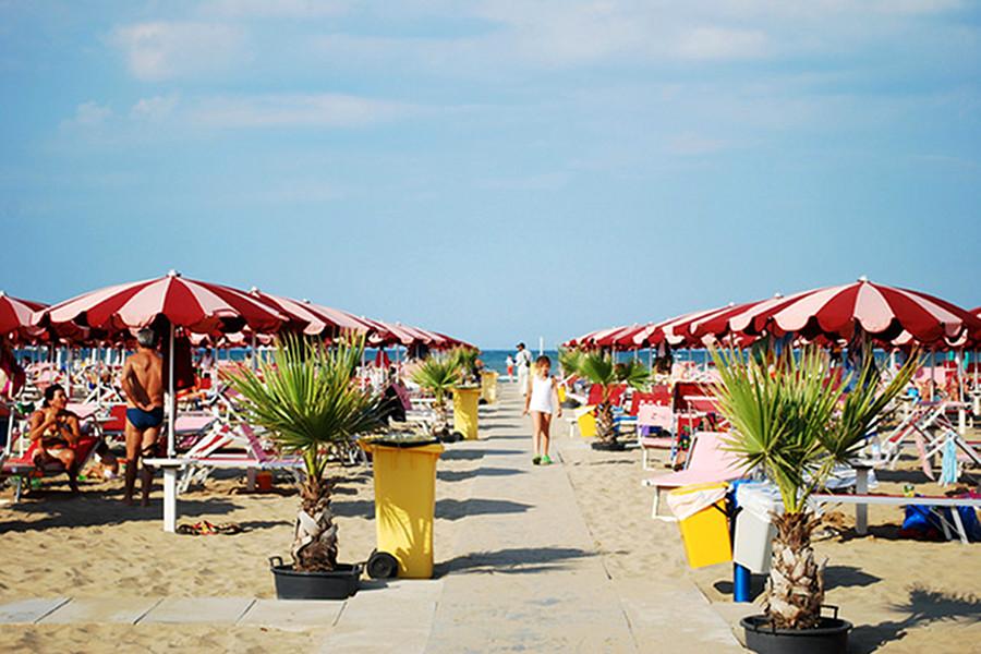Rimini, city break în cea mai atractivă staţiune de pe litoralul Italiei