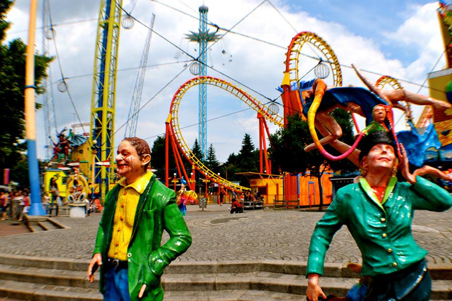 Desenele animate devin realitate pe 1 Iunie, pentru că avem parcuri de distracții din toată Europa