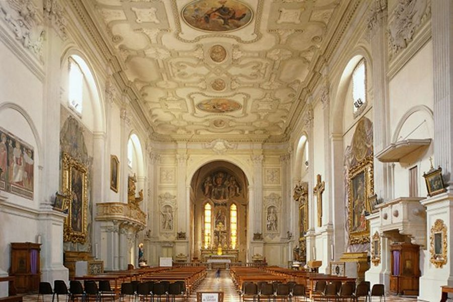 Biserica Sfântul Augustin (Church of St. Agostino) [POI]