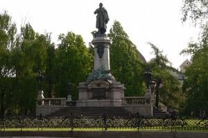 Monumentul lui Adam Mickiewicz