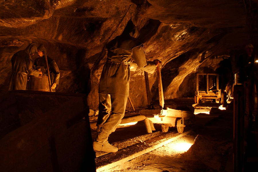 Muzeul Salinei (Krakow Salt Mine Museum) [POI]