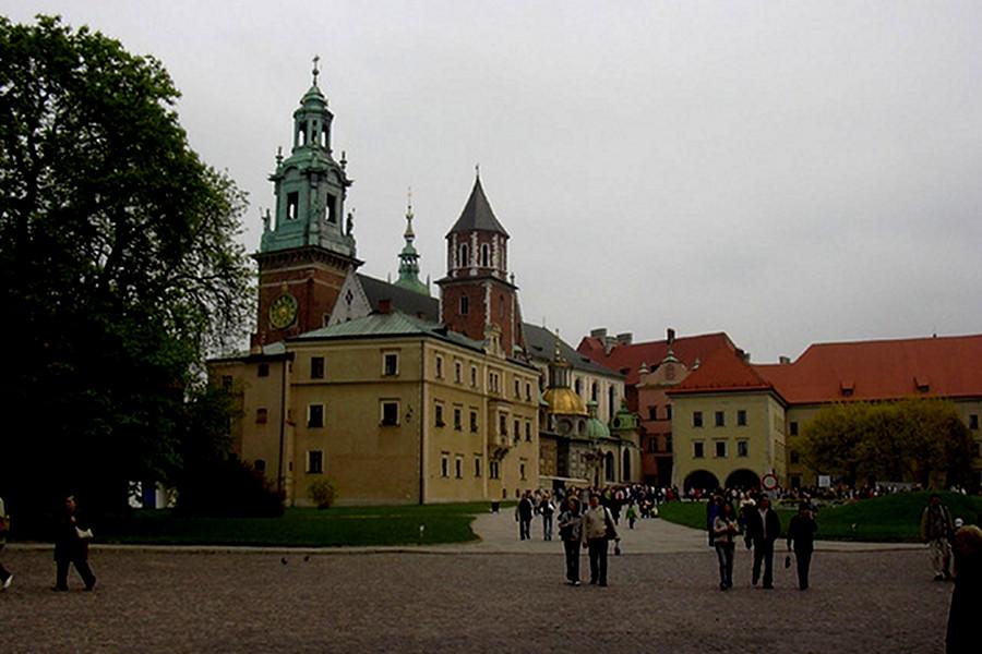 Palatul regal Wawel (Wawel) [POI]