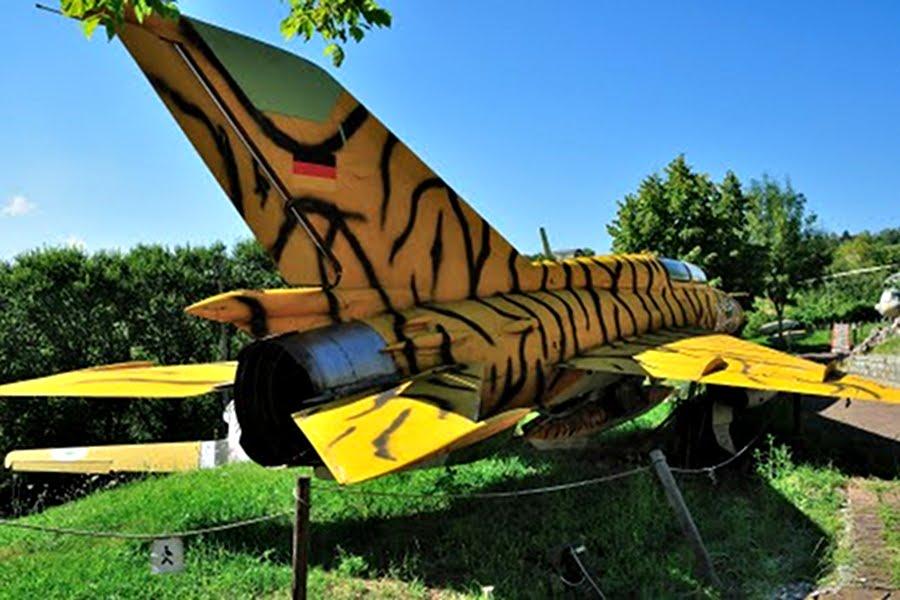 Parcul Tematic al Aviaţiei (Parco Tematico dell'Aviazione) [POI]