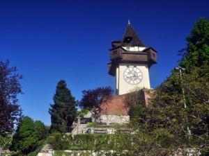 Turnul cu ceas, Graz