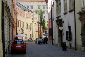 Strazile Cracoviei