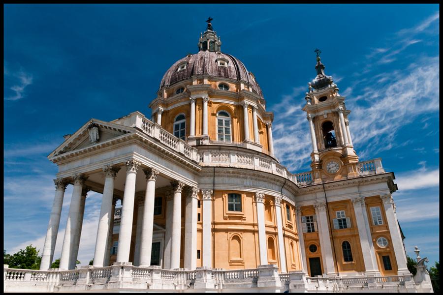 Biserica Superga (Basilica Superga) [POI]