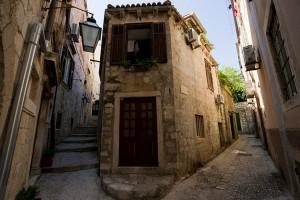 Casele sunt ca niste mici monumente istorice