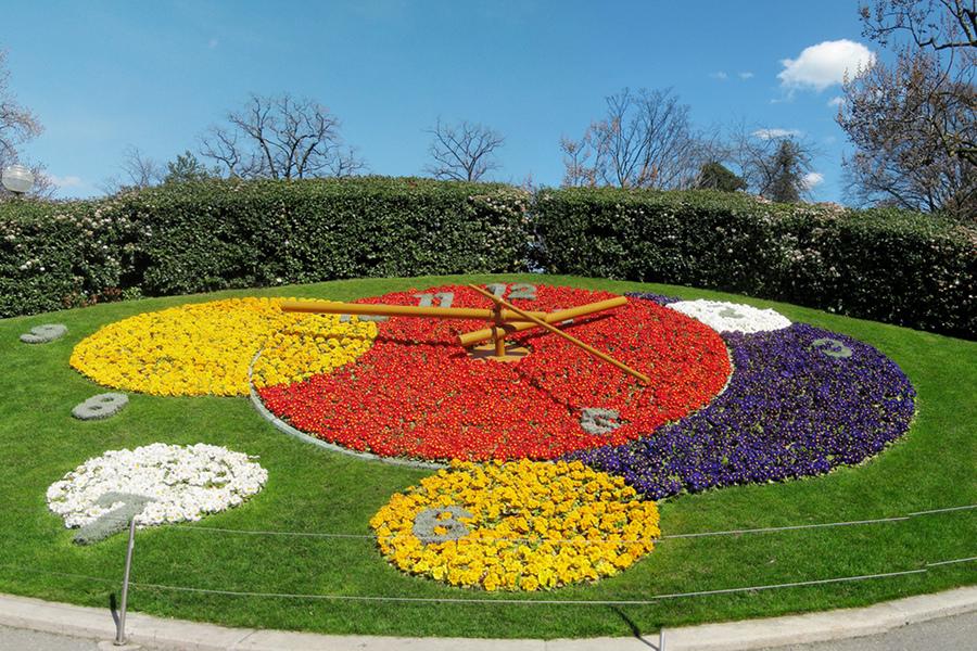 Grădina Englezească (Jardin Anglais) [POI]