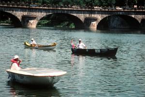 Cu barca