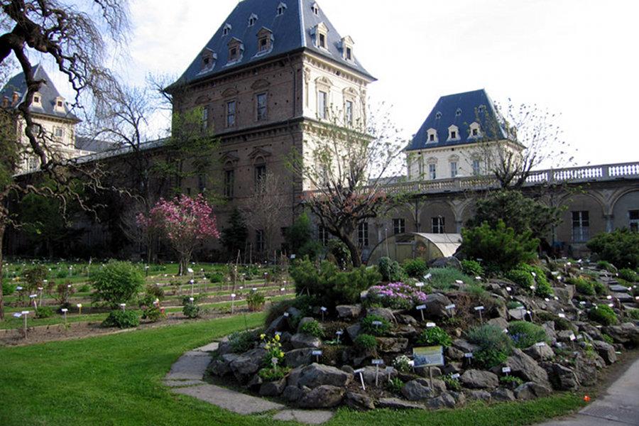 Grădina Botanică din Torino (Orto Botanico) [POI]