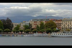 In Geneva sunt organizate mai multe evenimente dedicate sporturilor acvatice