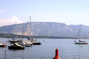 Muntii din apropierea Genevei