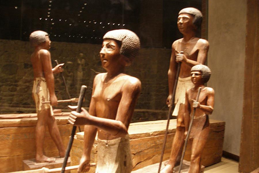 Muzeul Egiptului (Museo Egizio) [POI]