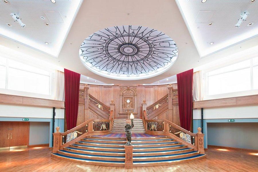 O croazieră într-un muzeu: Muzeul Titanic din Belfast [video]