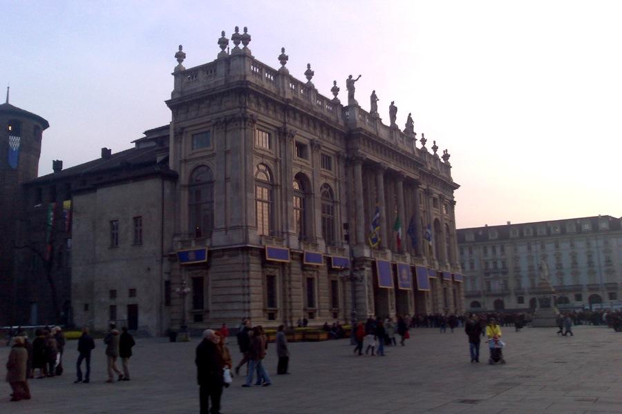 Palatul Madama (Palazzo Madama) [POI]