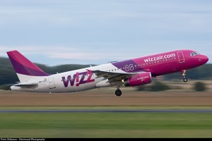 Wizz Air are site nou