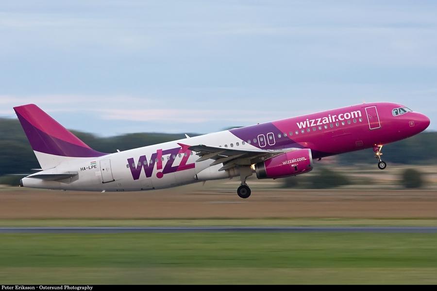 Wizz Air: site şi sistem de rezervări noi-nouţe