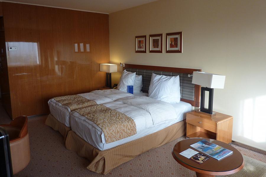 Cele mai… insalubre locuri dintr-o cameră de hotel