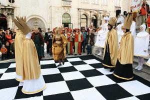 Carnavalul din Dubrovnik