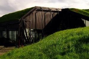 Casa Nordica din exterior