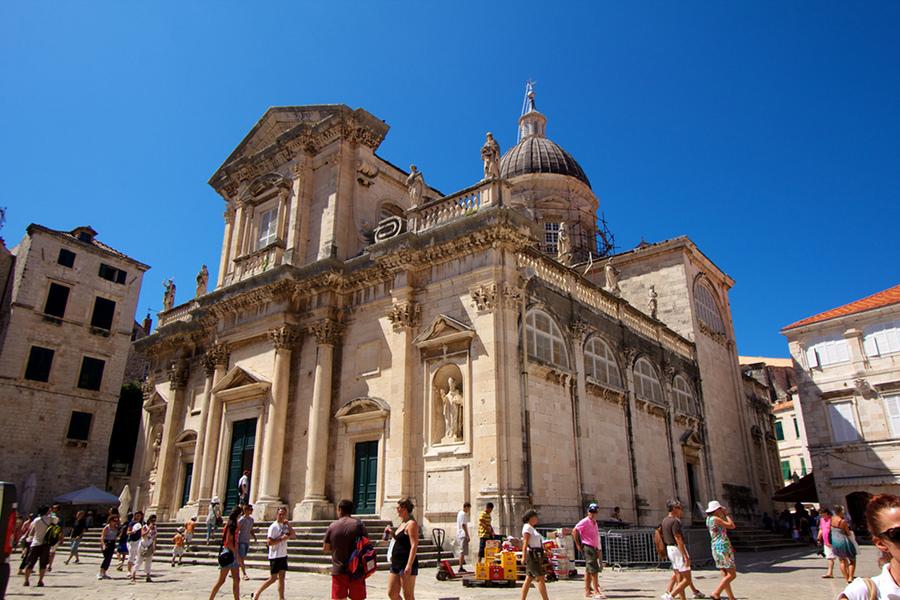 Catedrala Dubrovnik (Dubrovnik Synagogue) [POI]