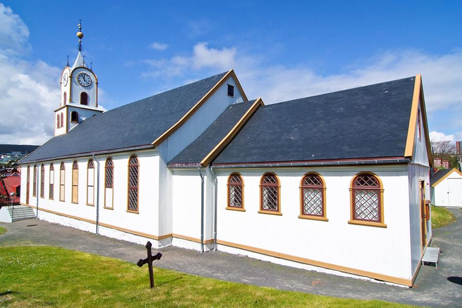 Catedrala Torshavn (Cathédrale de Tórshavn) [POI]