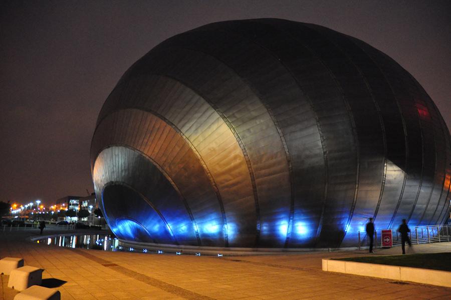 City break la Glasgow, cel mai mare oraş din Scoţia