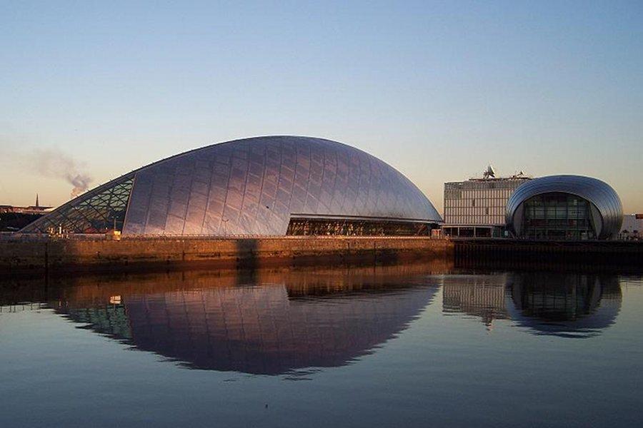Centrul de Ştiinţe (Glasgow Science Centre) [POI]