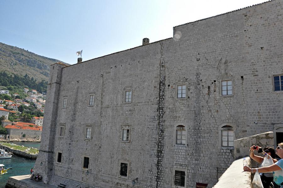 Muzeul maritim din Dubrovnik (Maritime Museum) [POI]