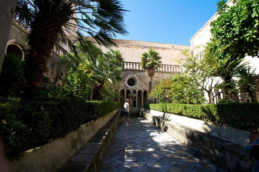 Mânăstirea franciscană (Franciscan Monastery Museum) [POI]