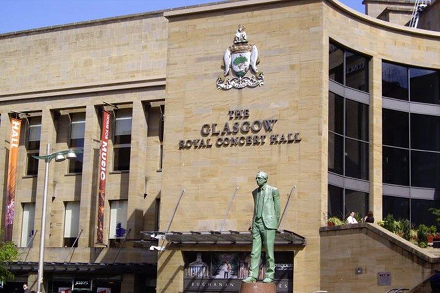 Sala Regală de Concerte din Glasgow (Glasgow Royal Concert Hall) [POI]