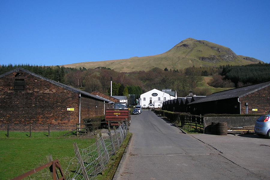Distileria Glengoyne (Glengoyne Distillery) [POI]