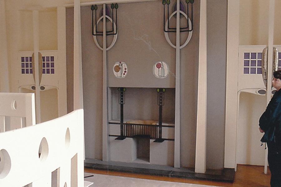 Casa Mackintosh (Mackintosh House) [POI]
