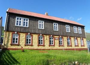 Muzeul Ruth Smith din Isulele Feroe