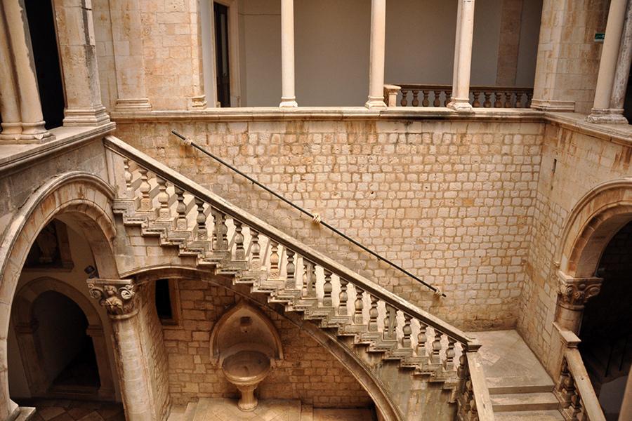 Palatul Rectorului (Rector's Palace) [POI]
