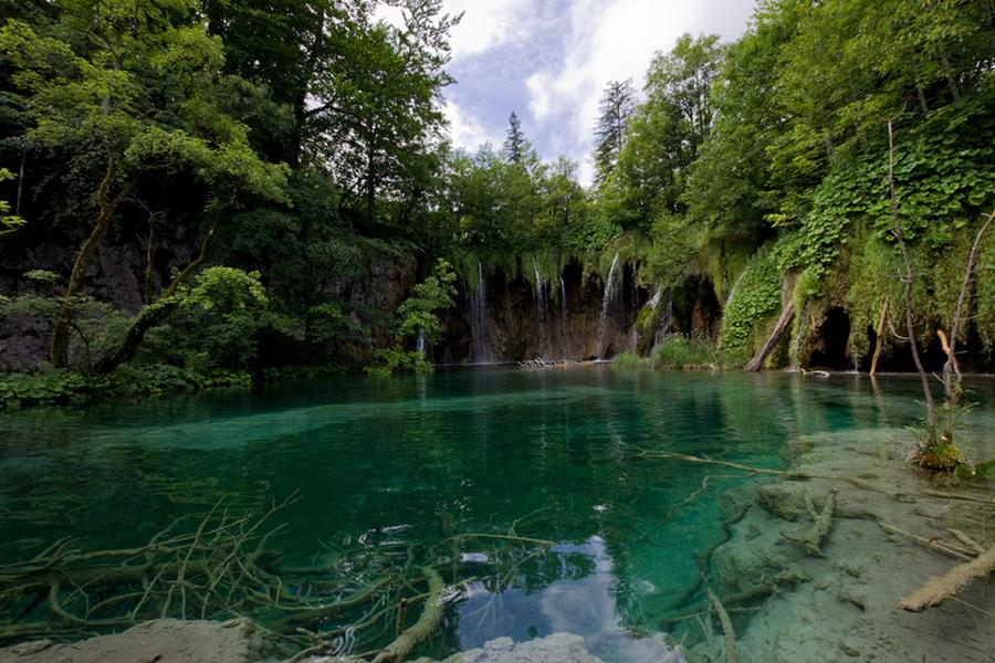Parcul Naţional Plitvice (Nacionalni park Plitvička jezera) [POI]