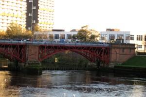 Podul din Glasgow Green