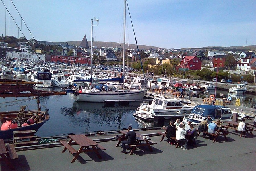 Portul Torshavn (Port of Tórshavn) [POI]