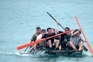 Sporturile pe apa sunt foarte populare in Insulele Feroe