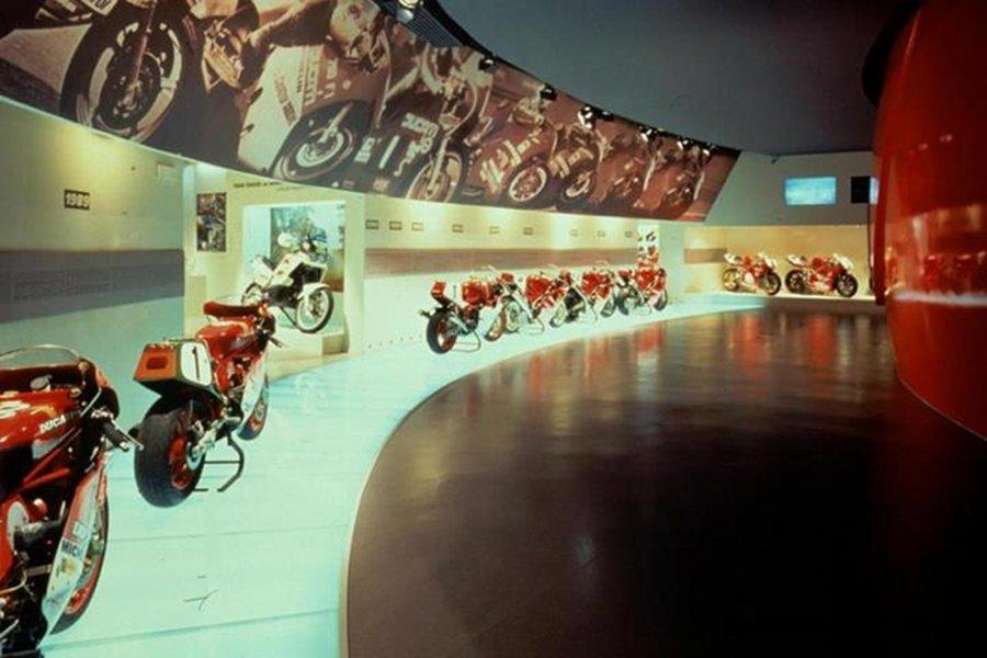 Muzeul Ducati (Museo Ducati) [POI]