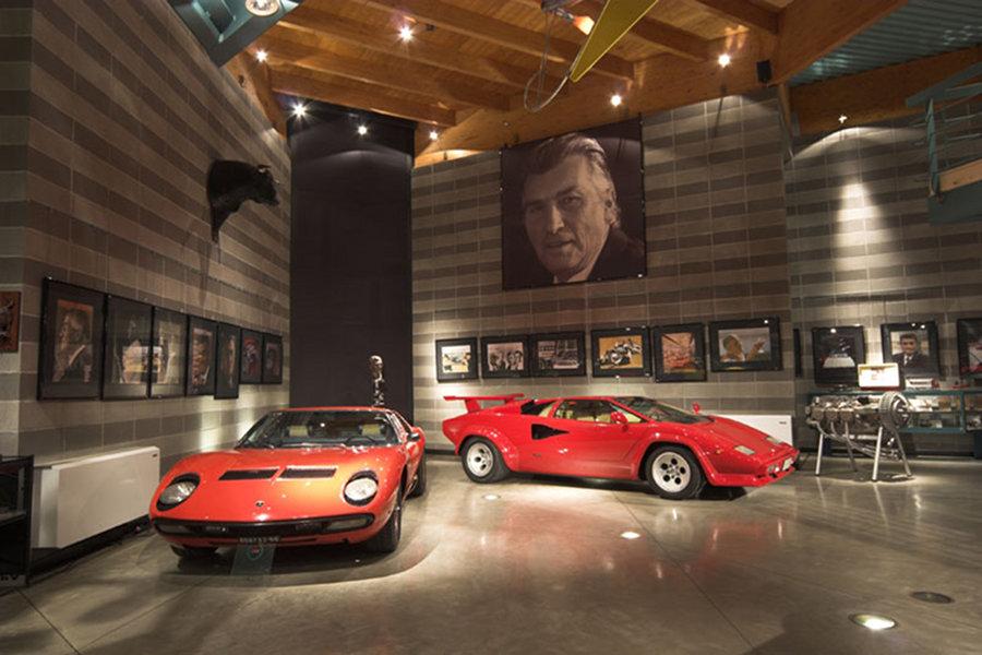 Muzeul Lamborghini (Museo Lamborghini) [POI]