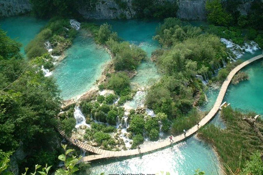 Parcul Natural Plitvice sau cum să ne bucurăm cu adevărat de natură