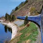 Vacan cu trenul: Trans Siberian Golden Eagle Express