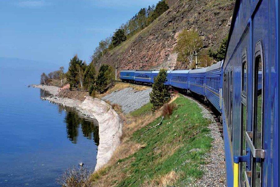 Vacanţă cu trenul: Trans Siberian Golden Eagle Express