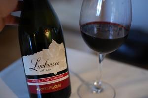 Vinul Lambrusco