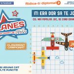 Avioanele se întorc sau jocul PLANES se întoarce cu premii pentru voi